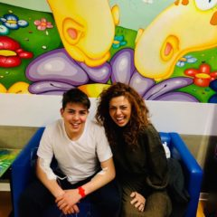 con Francesco