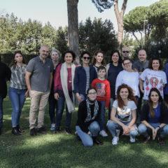 Insieme con Prof Vincenzi (Campus Biomedico)